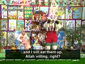 Hungry Hamas Bunny
