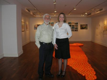 Orange Israel with Avner Bar Hama and Wendy Fergusson