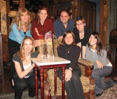 The Award-winning staff of TheaterJ