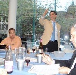 Rabbi Joel Alter leads the Stonewall Seder