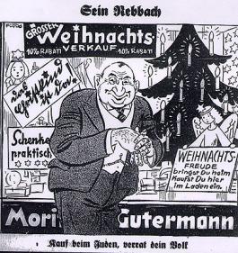 Der Sturmer, 1931.