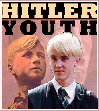 malfoy hitler youth