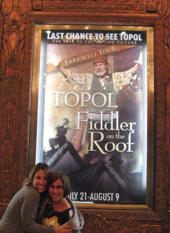 Topol Farewell Tour of Fiddler on the Roof