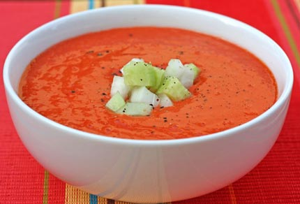 gazpacho | The Blog at 16th and Q