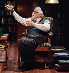 Mike  Nussbaum in Imagining Madoff